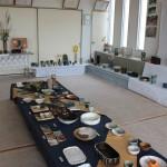 「陶芸のための遊び場」作品展の様子とお礼