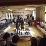 「陶芸のための遊び場」作品展を無事終えることができました。ご来場ありがとうございました。